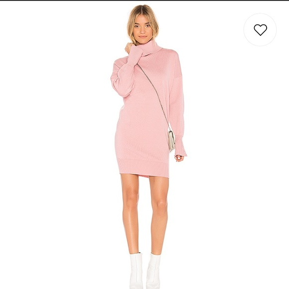Majorelle Sweaters - Brody Dress by Majorelle on Revolve in Pink Earth